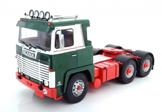Scania LBT 141 1976 green/white 1:18 Road Kings