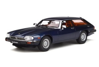 Jaguar XJS Lynx Eventer Westminster blue 1:18 GT Spirit