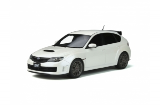 Subaru Impreza R205 2010 white 1:18 OttOmobile
