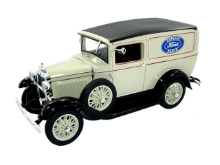 Ford Panel Car Wagon 1931 beige 1:18 Signature Models