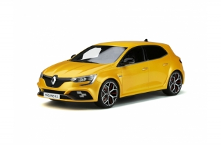 Renault Mégane RS Trophy 2018 yellow 1:18 OttOmobile