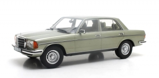 Mercedes-Benz 280E W123 1976 silver 1:18 Cult Scale Models