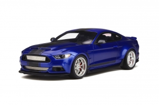 Ford Shelby GT-350 blue 1:18 GT Spirit