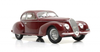 Alfa Romeo 6C 2500S Berlinetta Touring 1939 maroon 1:18 Cult Scale Models