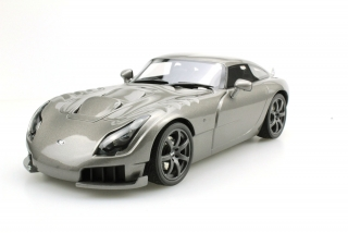 TVR Sagaris 2005 grey 1:18 LS Collectibles