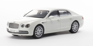 Bentley Flying Spur W12 2012 white 1:18 Kyosho