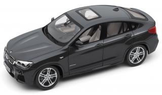 BMW X4 F26 2015 grey 1:18 Paragon Models