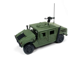 Humvee Military R-2 olive drab 1:18 Auto World