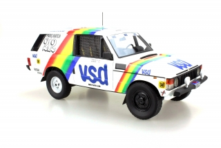 Range Rover #212 VSD Winner Rally Paris Dakar 1981 1:18 Top Marques Collectibles