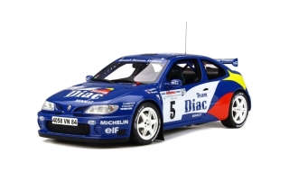 Renault Megane Maxi Kit Car #5 Bugalski Rally Tour de Corse 1996 1:18 OttOmobile