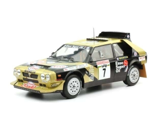 Lancia Delta S4 #7 San Remo Rally Tabaton 1986 1:18 Triple9 Collection