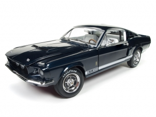 Shelby GT 200 2+2 1967 blue 1:18 Auto World