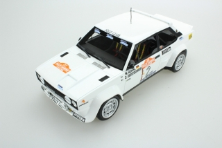 Fiat 131 Abarth Winner San Remo 1980 1:18 Top Marques Collectibles