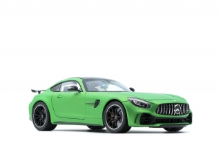 Mercedes-Benz AMG GT R Green  1:18 Almost Real