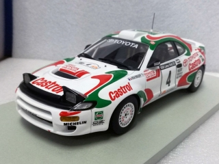 Toyota Celica GT4 (ST185) #4  Winner Rally RAC 1993 1:18 Top Marques