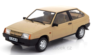 Lada Samara light brown 1:18 KK Scale