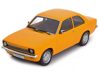 Opel Kadett C Limousine Year 1973-1977 orange 1:18 KK Scale