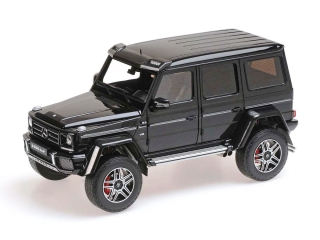 Mercedes-Benz G500 4x4 Concept black 1:18 Almost Real