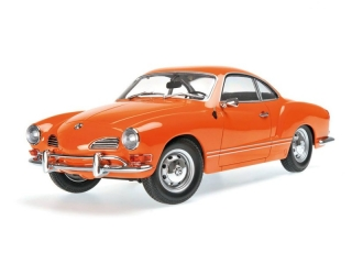 Volkswagen Karmann Ghia Coupe 1970 orange 1:18 Minichamps