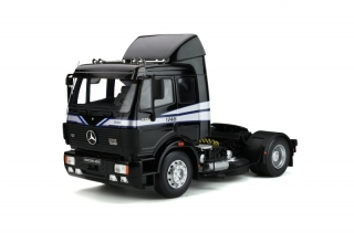 Mercedes-Benz SK 1748 1990 black 1:18 OttOmobile