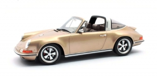 Porsche 911 Targa Spider Singer 1967 gold metallic 1:18 Cult Scale Models