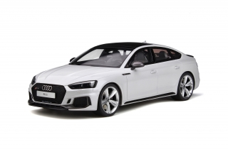 Audi RS 5 Sportback grey 1:18 GT Spirit