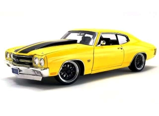 Chevrolet Chevelle *Street Fighter* yellow 1:18 Acme