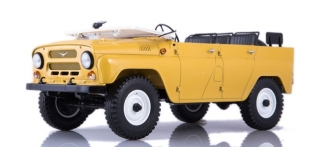 UAZ 469 1:18 SSM Start Scale Models