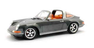 Porsche 911 Targa Spider Singer 1967 grey metallic 1:18 Cult Scale Models