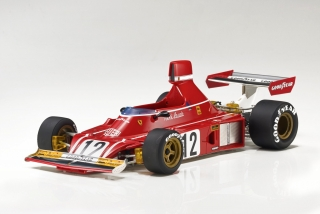 Ferrari F1 312 B3 #12 Niki Lauda 1974 (and first two race 1975 World Champion 1975) 1:18 GP Replicas