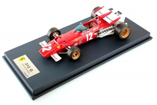 Ferrari 312 B #12 J. Ickx Winner Austria GP 1970 1:18 Look Smart