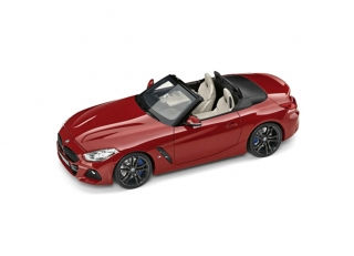 BMW Z4 2019 red 1:18 Norev