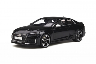 Audi RS 5 Mythos black 1:18 GT Spirit