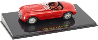 Ferrari 166 MM red 1:43 Altaya