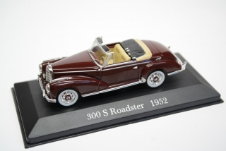 Mercedes Benz 300S Roadster W188 1952 1:43 Altaya