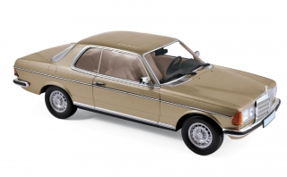 Mercedes-Benz 280 CE 1980 champagne metallic 1:18 Norev