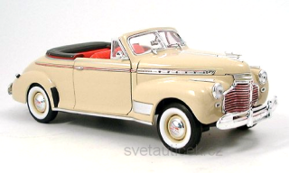 Chevrolet Special De Luxe Convertible beige 1:18 Welly