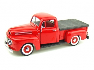 Ford F-1 Pick Up 1948 red 1:18 Lucky Diecast