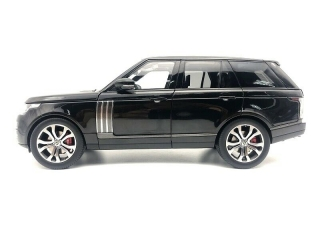 Land Rover Range SV Autobiography Dynamic 2017 black 1:18 LCD Model