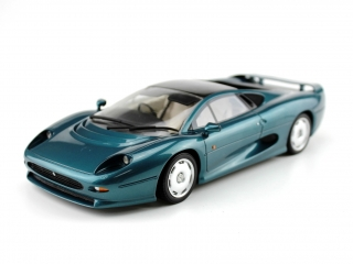 Jaguar XJ220 green 1:18 Top Marques