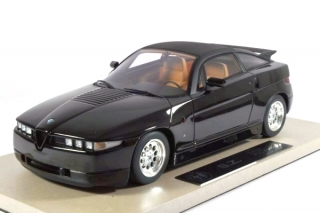 Alfa Romeo SZ 1989 black 1:18 Top Marques Collectibles