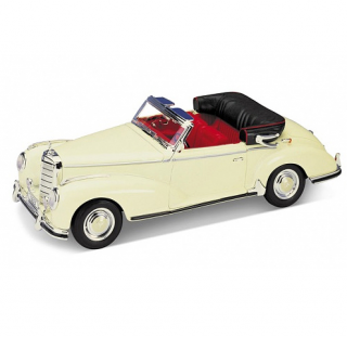 Mercedes Benz 300S 1955 beige 1:18 Welly