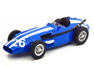 Maserati 250 F #26 M.Gregory 4th Italian GP F1 1957 1:18 CMR