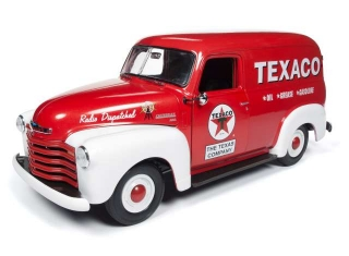 Chevy Panel Delivery *Texaco* 1948 1:18 Auto World
