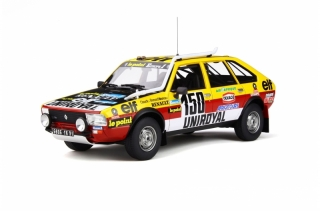 Renault 20 Turbo 4x4 Paris Dakar 1982 C.Marreau/ B.Marreau 1:18 OttOmobile