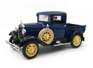 Ford Model A Pick-Up 1931 blue 1:18 Sunstar