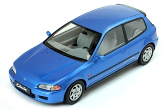 Honda Civic EG6 1992 blue 1:18 Triple9 Collection