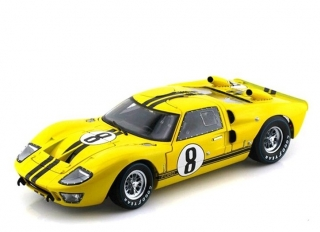 Ford GT 40 MK II #8 Whitmore/Gardner Le Mans 1966 1:18 Shelby Collectibles