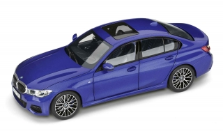 BMW 3er Limousine 2019 blue 1:18 BMW Collection