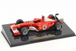 Ferrari F2003-GA #1 M. Schumacher World Champion F1 2003 1:43 Altaya